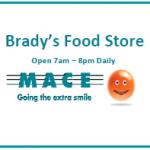 Bradys Mace